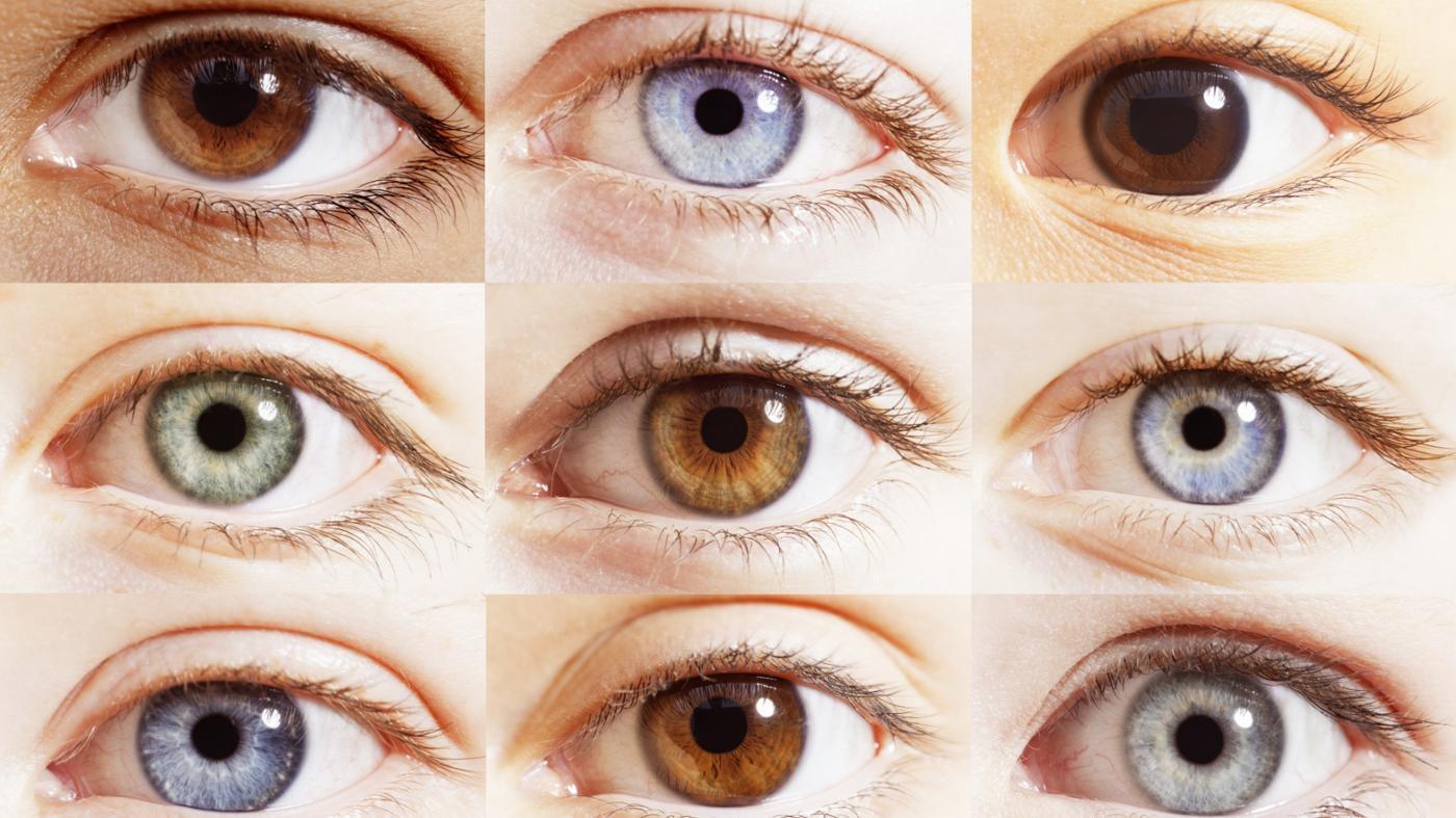 Tu color de ojos dice más sobre ti de lo que piensas