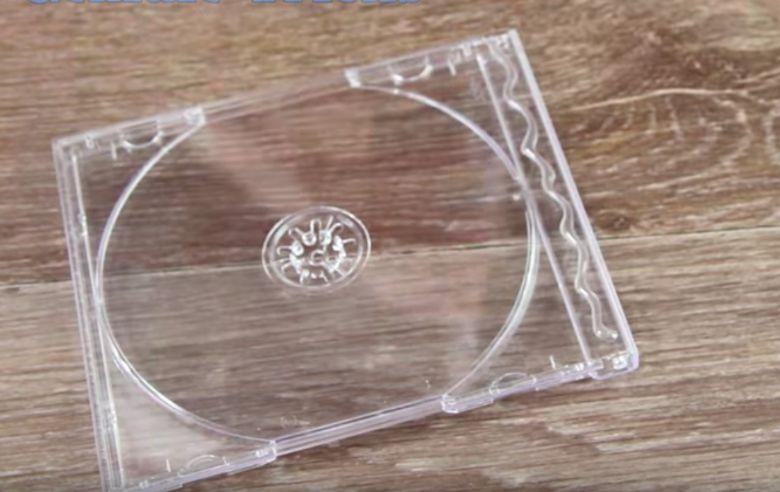 Todavía tienes estuches de CD en casa