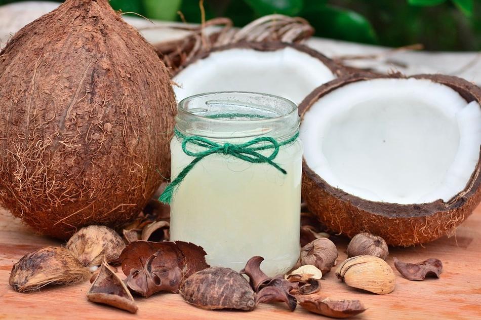 El aceite de coco es un verdadero milagro