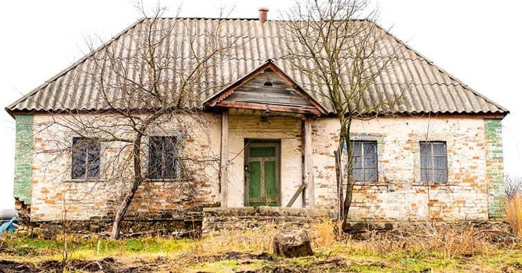 Esta casa no se había habitado desde 1950