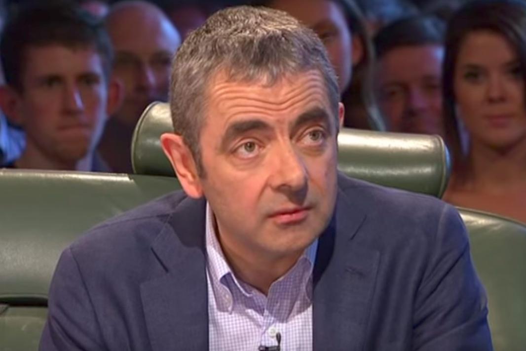 así es como se ve la hija de Mr Bean