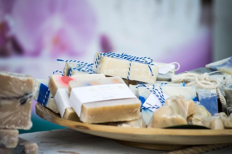 Los más deliciosos jabones para tu casa o para regalos
