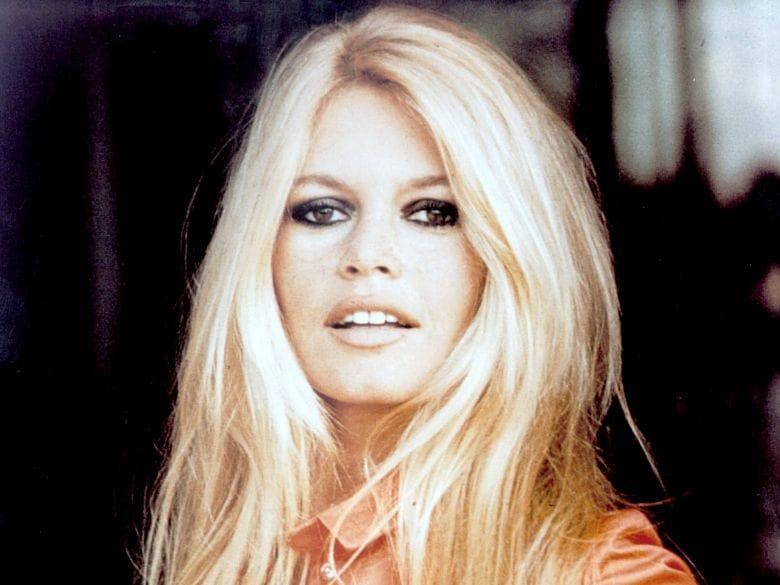 Brigitte Bardot en este momento