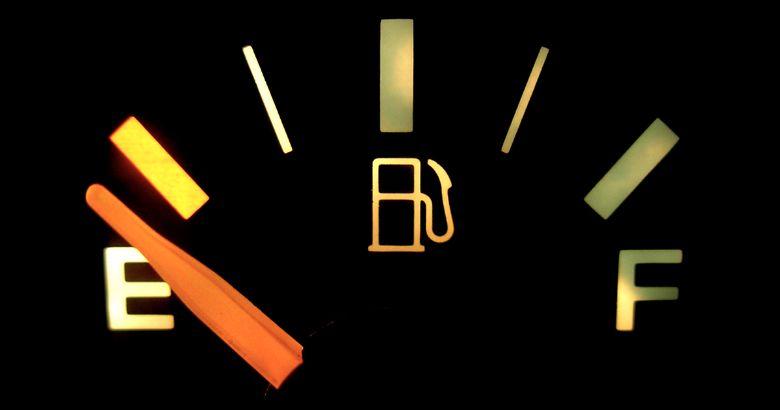 Siempre conduces hasta la última gota en tu tanque de gasolina