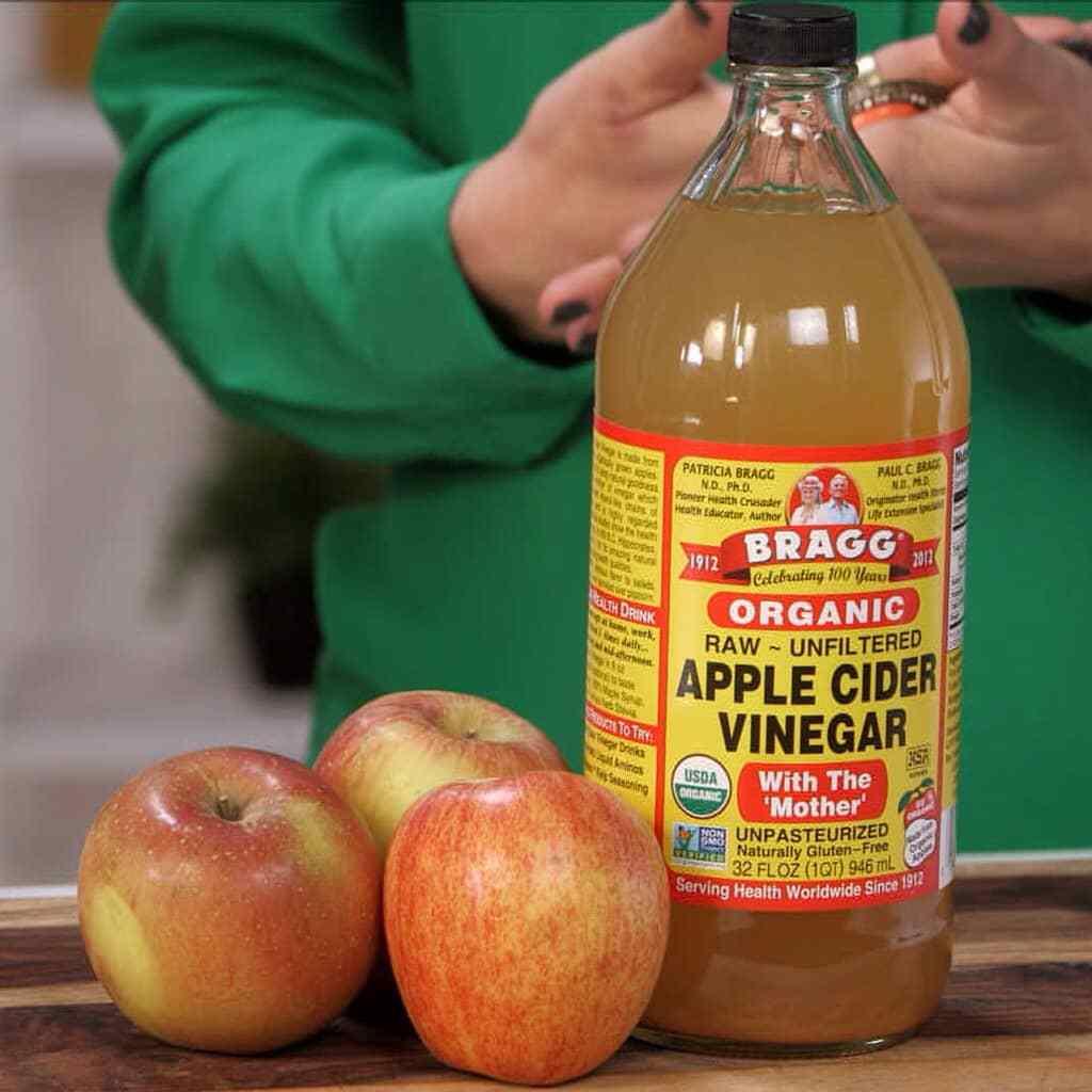 Que diferencia hay en vinagre de manzana y vinagre de sidra de manzana