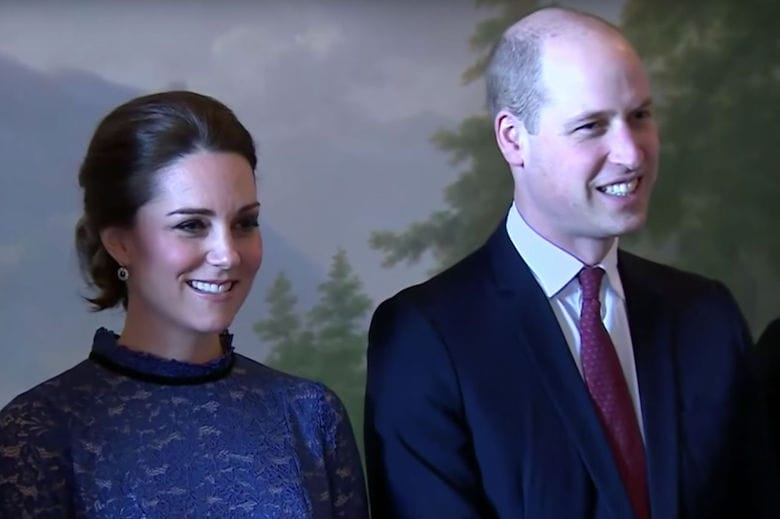 William ha hecho algo muy dulce para Kate Middleton