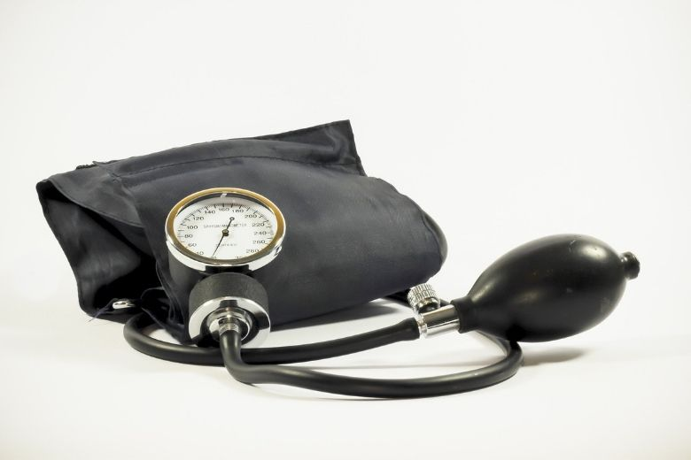 la presión arterial baja