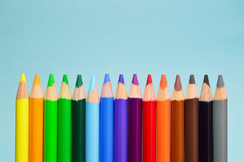 color personalidad