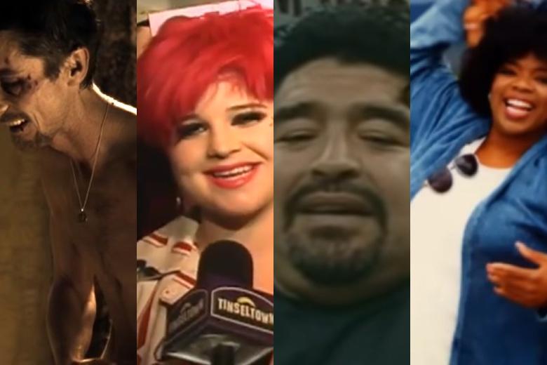 celebridades transformación